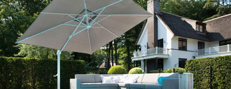 sonnenschirme 3x4m rechteckig vom sonnenschirm fachh ndler. Black Bedroom Furniture Sets. Home Design Ideas
