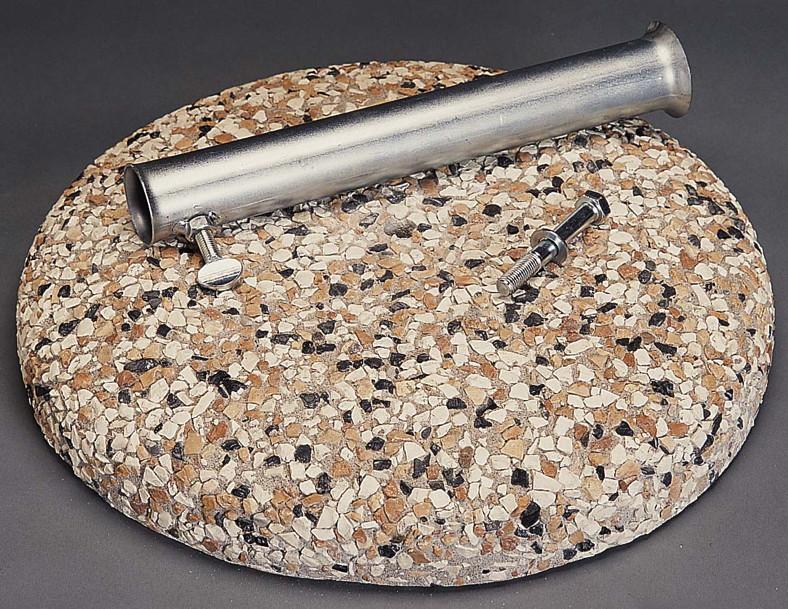 betonst nder scolaro kiesbetonst nder h lse bc55 45 mm. Black Bedroom Furniture Sets. Home Design Ideas