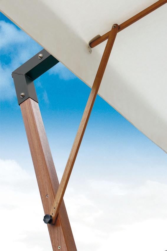 sonnenschirm scolaro torino braccio 350 ampelschirm. Black Bedroom Furniture Sets. Home Design Ideas