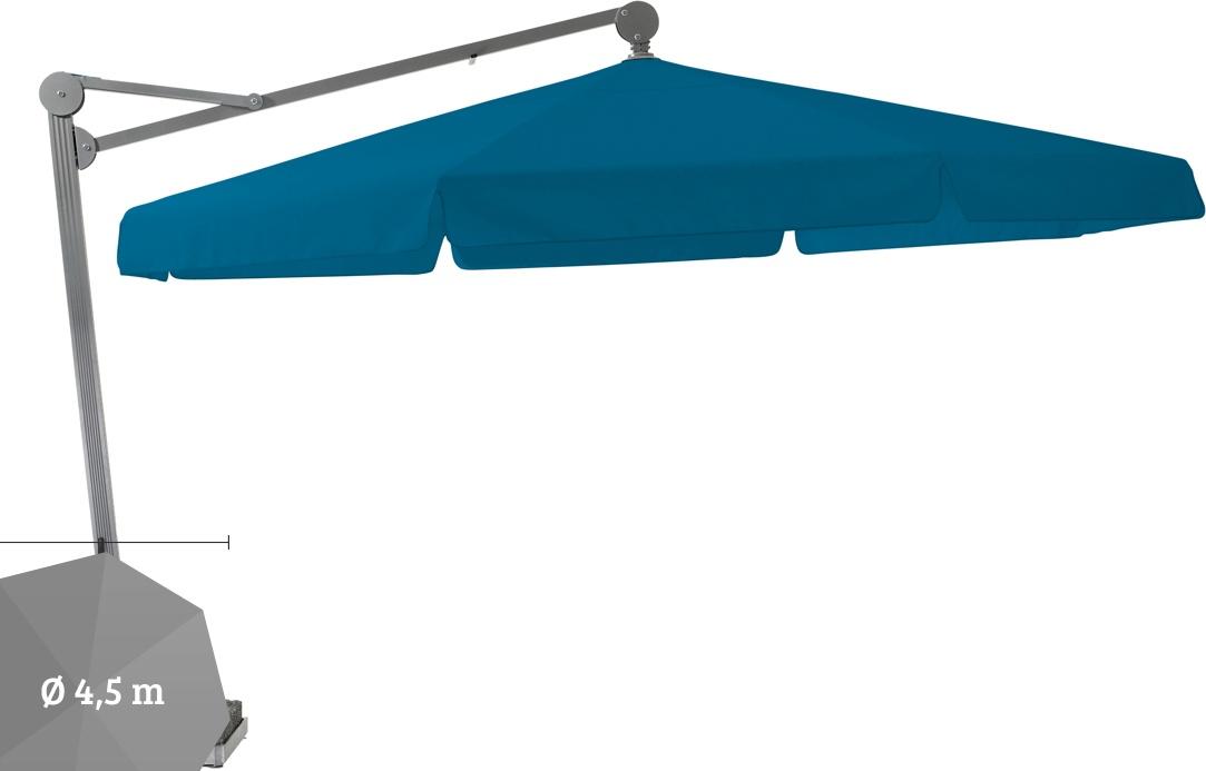ampelschirm mit bodenhlse good doppler bodenanker bodenhlse fr alu pro with ampelschirm mit. Black Bedroom Furniture Sets. Home Design Ideas