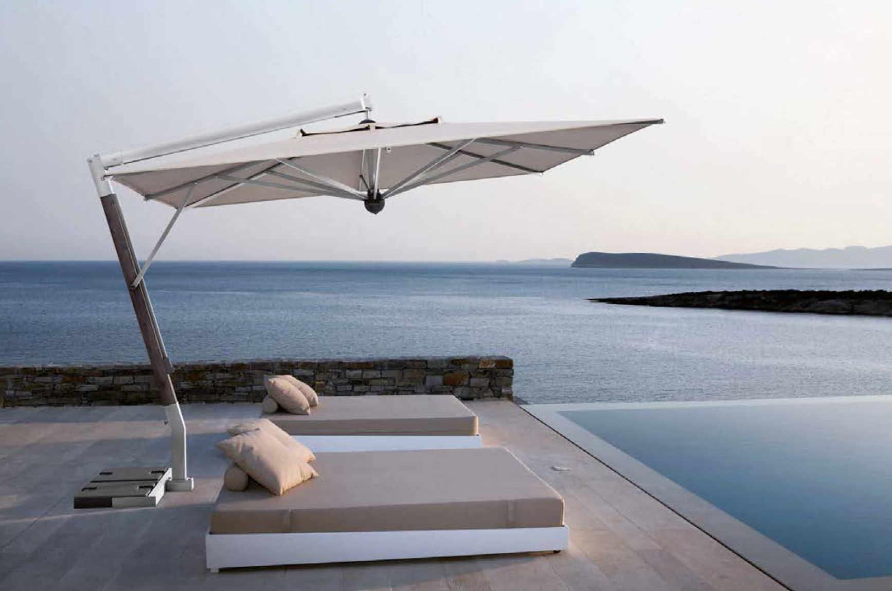 ampelschirm rechteckig 3x4m simple updated with. Black Bedroom Furniture Sets. Home Design Ideas