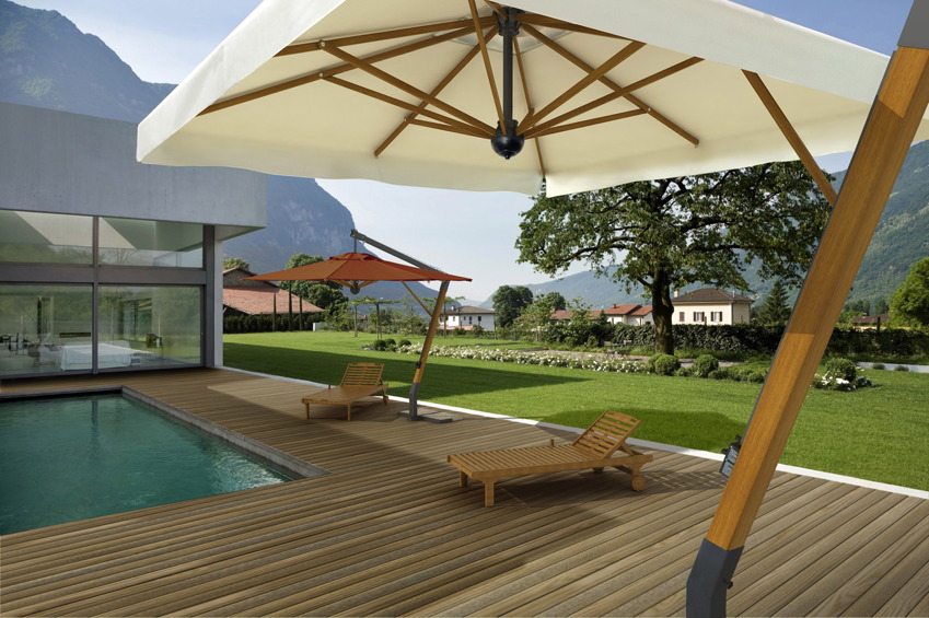 sonnenschirm scolaro palladio braccio 3x4 ampelschirm alu hanging parasol vom sonnenschirm. Black Bedroom Furniture Sets. Home Design Ideas