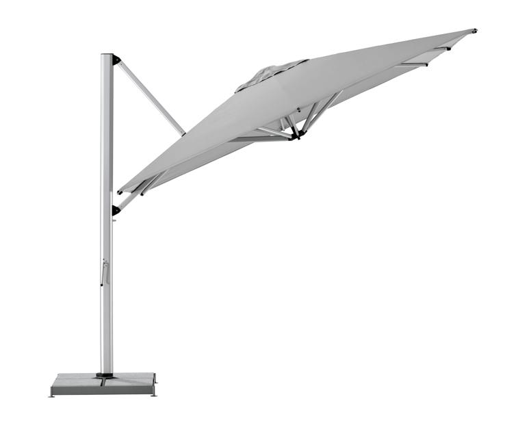 sonnenschirm shademaker ampelschirm sirius 300x300cm. Black Bedroom Furniture Sets. Home Design Ideas