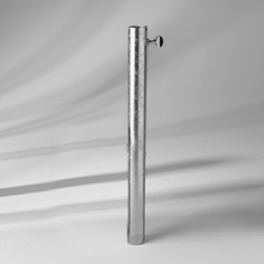 rohr glatz bergangsrohr st verzinkt vom sonnenschirm. Black Bedroom Furniture Sets. Home Design Ideas