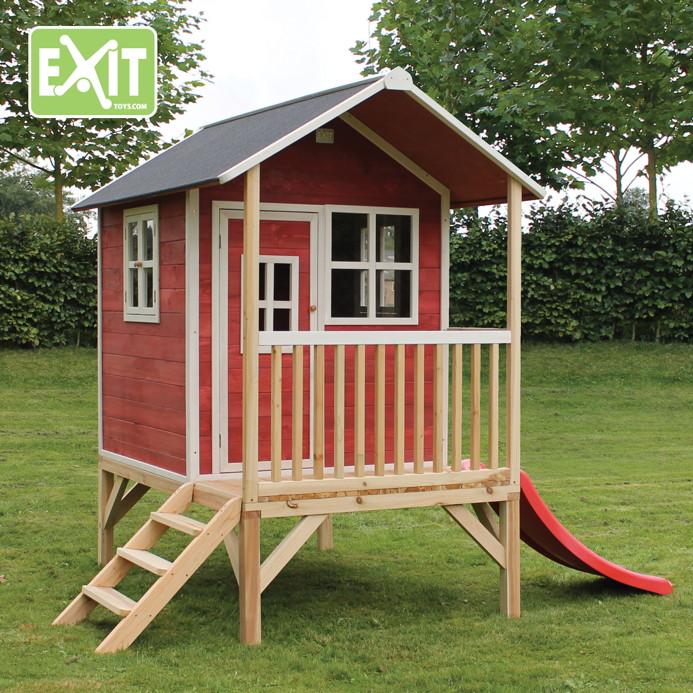 kinder-spielhaus exit «loft 300» kinderspielhaus stelzenhaus, Schlafzimmer design