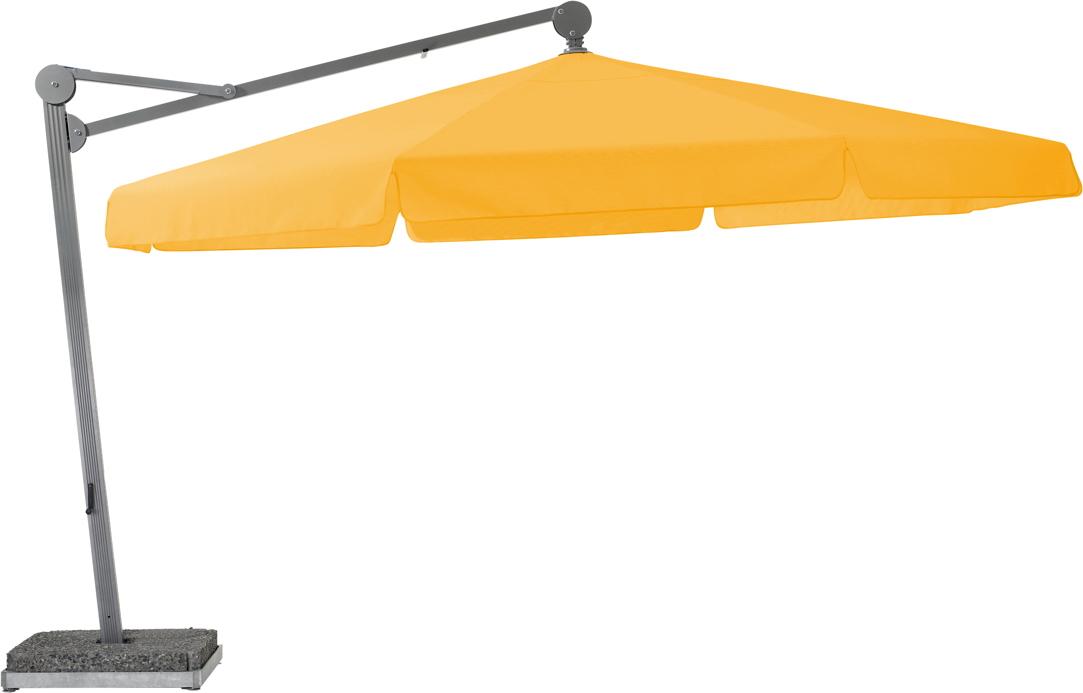 Ampelschirm Glatz Sonnenschirm Ambiente O450 Cm Sun Sonnenschutz
