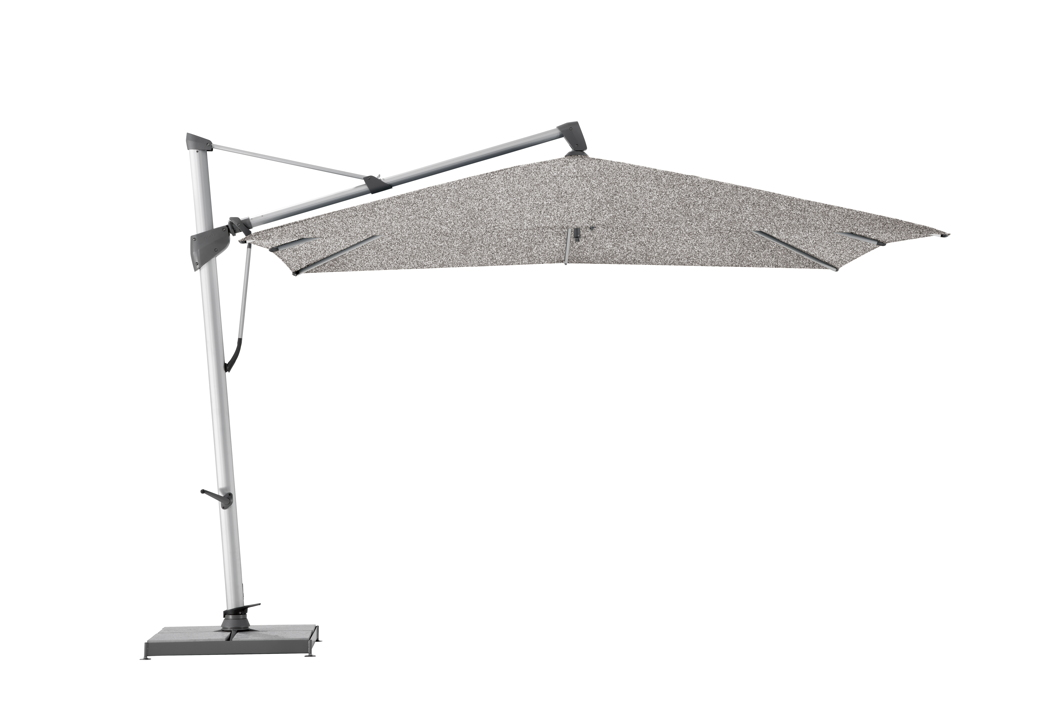ampelschirm glatz sonnenschirm sombrano s 350x350 smoke sonnenschutz vom sonnenschirm. Black Bedroom Furniture Sets. Home Design Ideas