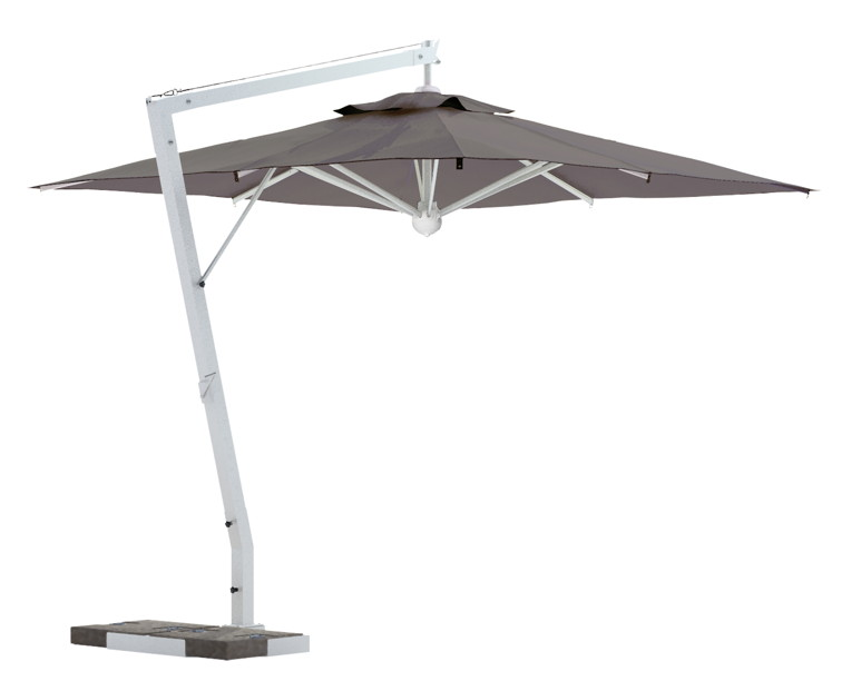 sonnenschirm scolaro rimini braccio 3x4 ampelschirm alu. Black Bedroom Furniture Sets. Home Design Ideas