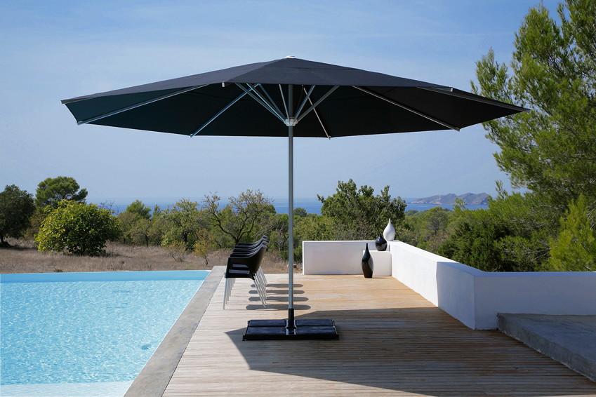 Design Sonnenschirme farbwahl bei sonnenschirmen mehr als eine frage des geschmacks