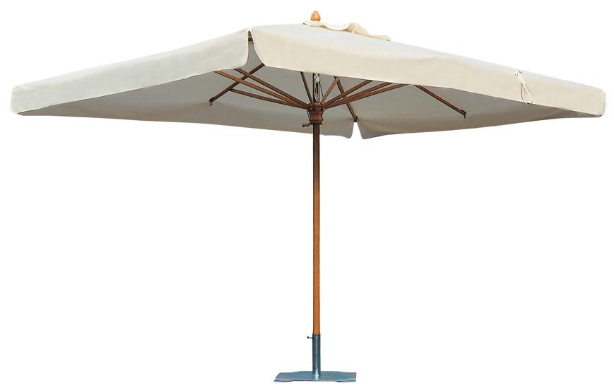 sonnenschirm scolaro palladio standard 2x3 stockschirm holzschirm parasol vom sonnenschirm. Black Bedroom Furniture Sets. Home Design Ideas