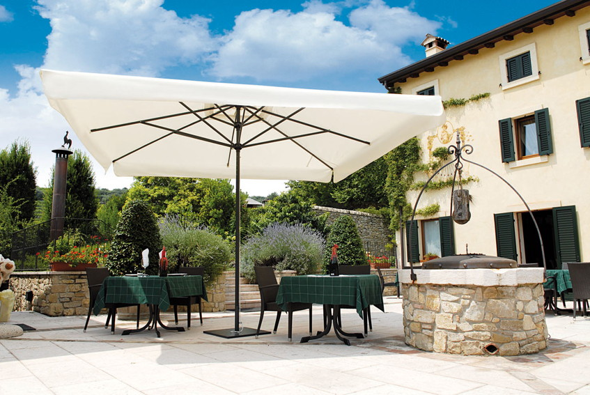 sonnenschirm scolaro leonardo telescopic 4x4 stockschirm aluminium parasol vom sonnenschirm. Black Bedroom Furniture Sets. Home Design Ideas