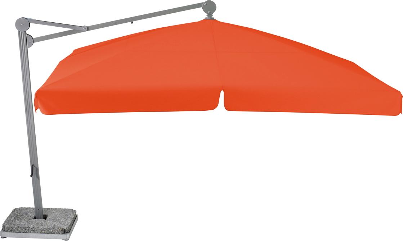 ampelschirm glatz sonnenschirm ambiente 350x3500cm. Black Bedroom Furniture Sets. Home Design Ideas