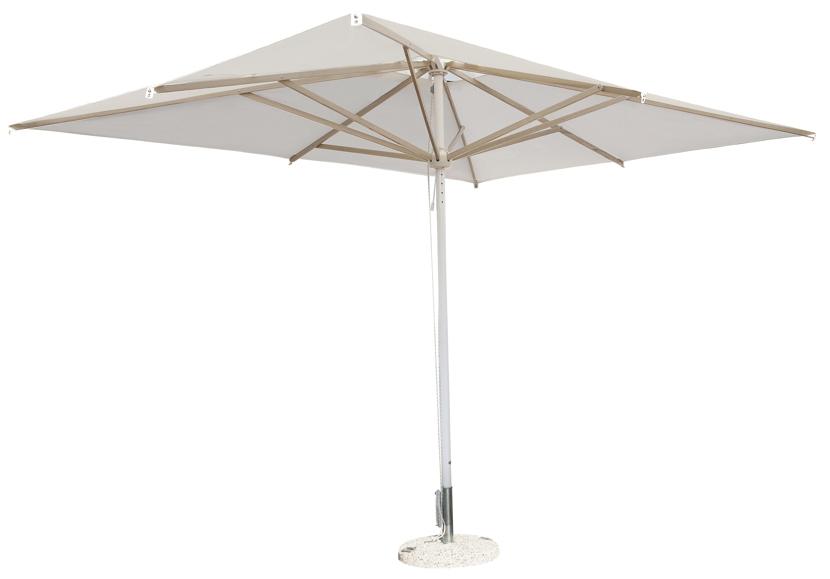 sonnenschirm rechteckig beige prinsenvanderaa With französischer balkon mit kettler sonnenschirm 200 cm